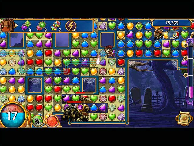 Rescue Quest Gold Collector's Edition Game screenshot 2