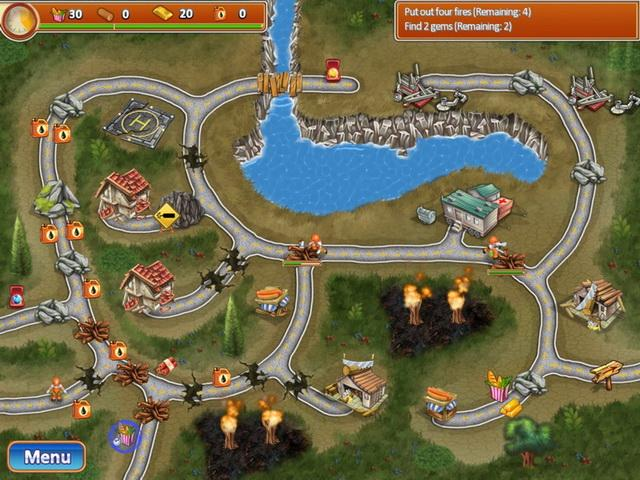 Rescue Team 2 Game screenshot 5