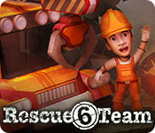 Free Rescue Team 6 Game
