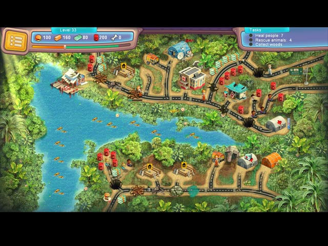 Rescue Team 7 Collector's Edition Game screenshot 3