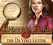 Free Rhianna Ford and The Da Vinci Letter Game