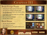 Rhianna Ford and the DaVinci Letter Strategy Guide Game screenshot 2