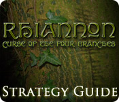 Free Rhiannon: Curse of the Four Branches Strategy Guide Game