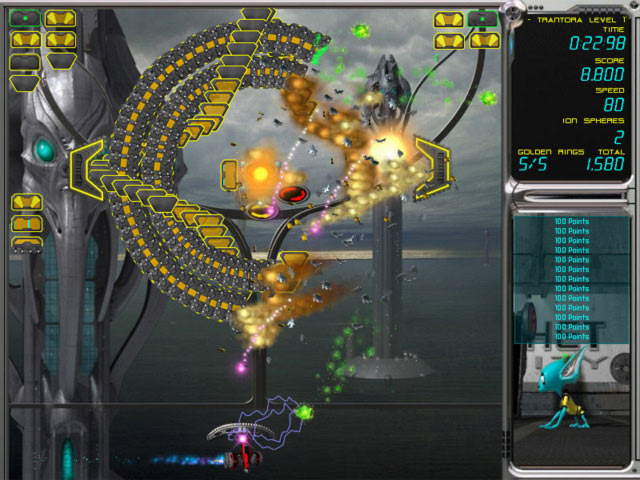 Ricochet Infinity Game screenshot 1