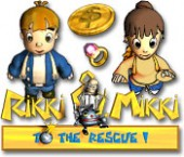 Free Rikki and Mikki to the Rescue Game
