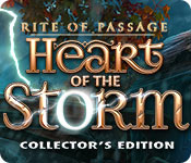 Free Rite of Passage: Heart of the Storm Collector's Edition Game
