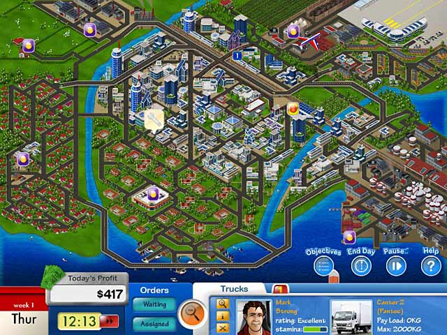 Road to Riches 2 Game screenshot 1