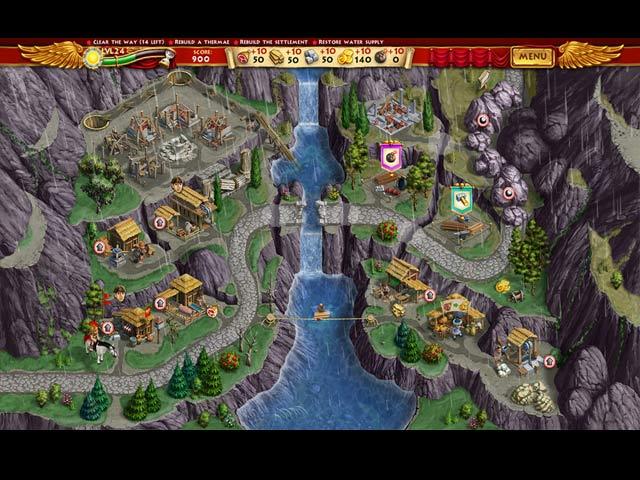 Roads of Rome: New Generation Game screenshot 2