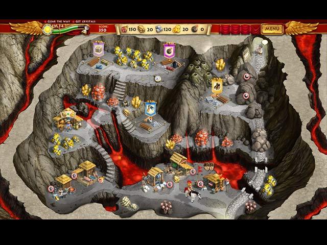 Roads of Rome: New Generation Game screenshot 3
