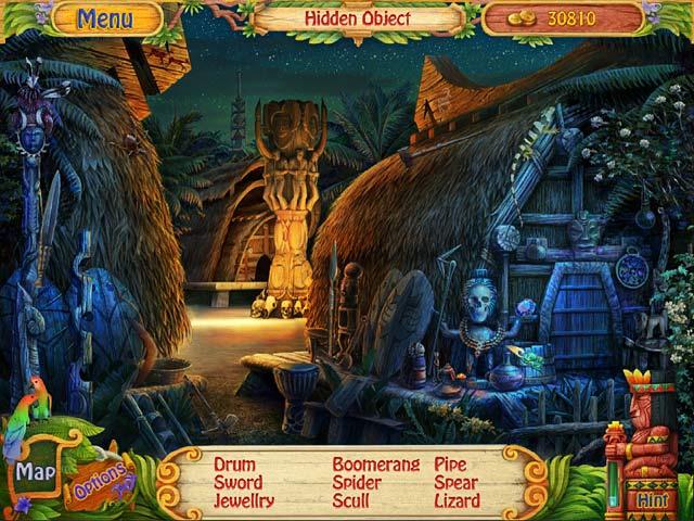 Robin's Island Adventure Game screenshot 2