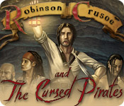 Free Robinson Crusoe and the Cursed Pirates Game