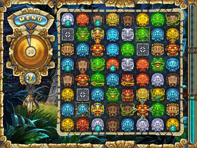 Rolling Idols: Lost City Game screenshot 1