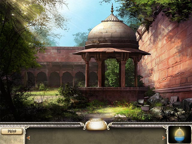 Romancing the Seven Wonders: Taj Mahal Game screenshot 2