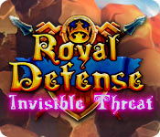 Free Royal Defense: Invisible Threat Game