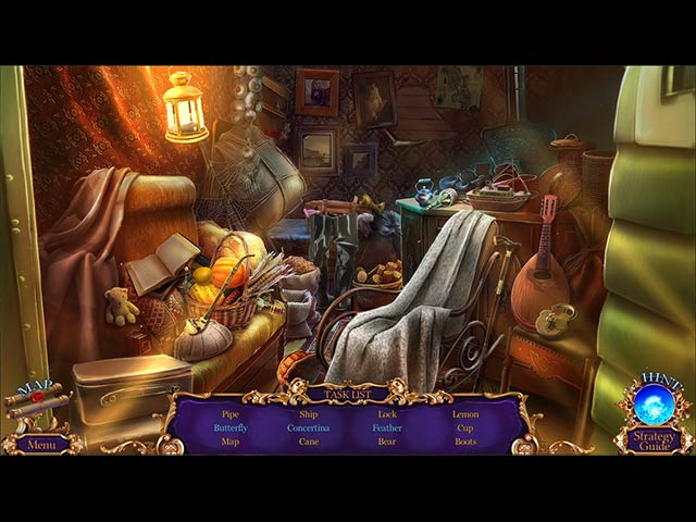 Royal Detective: Borrowed Life Collector's Edition Game screenshot 2