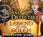 Free Royal Detective: Legend Of The Golem Collector's Edition Game