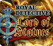 Free Royal Detective: The Lord of Statues Game