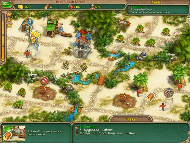 Royal Envoy: Campaign for the Crown Game screenshot 1