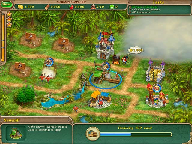 Royal Envoy: Campaign for the Crown Game screenshot 2