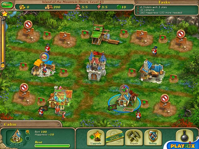 Royal Envoy Game screenshot 1