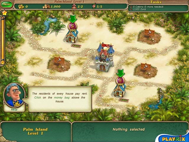 Royal Envoy Game screenshot 3