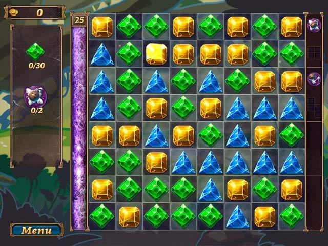 Royal Gems Game screenshot 1
