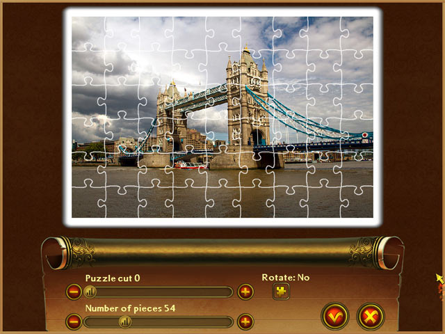 Royal Jigsaw 2 Game screenshot 3