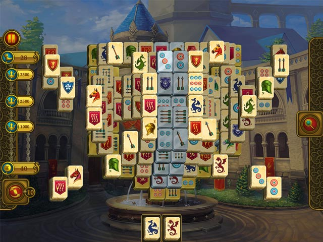 Royal Mahjong: King's Journey Game screenshot 1