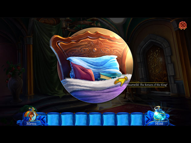 Royal Trouble: Honeymoon Havoc Game screenshot 2