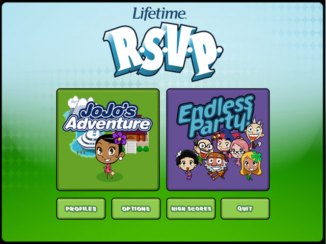 RSVP Game screenshot 2