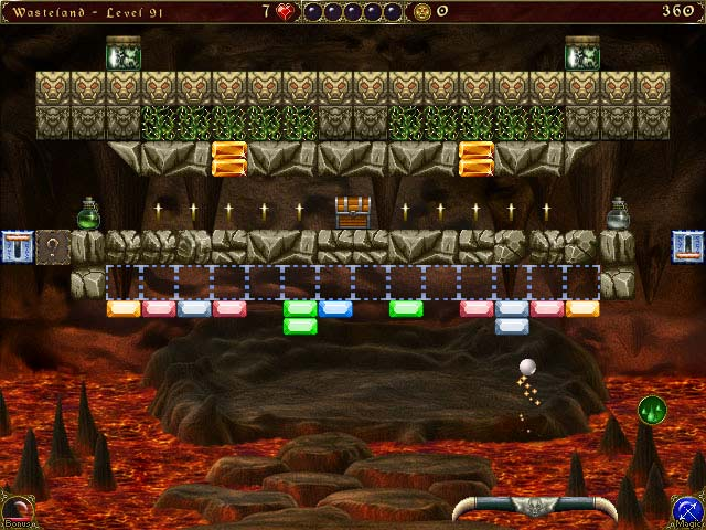 Runic Game screenshot 1