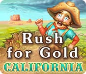 Free Rush for Gold: California Game