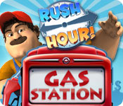 Free Rush Hour! Gas Station Game