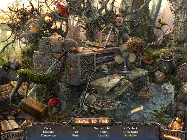 Sable Maze: Sullivan River Collector's Edition Game screenshot 2