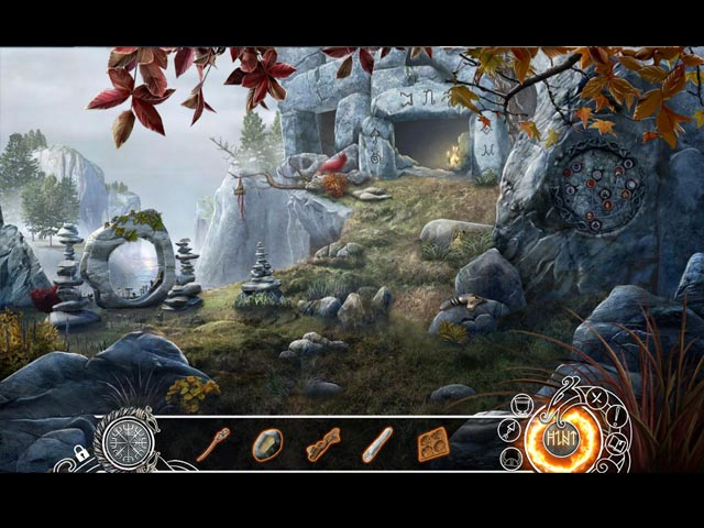 Saga of the Nine Worlds: The Gathering Collector's Edition Game screenshot 1