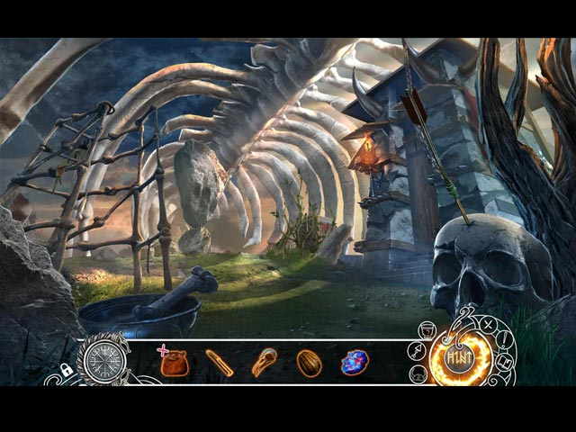 Saga of the Nine Worlds: The Gathering Collector's Edition Game screenshot 2