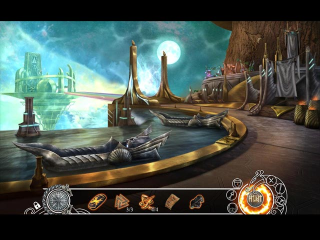 Saga of the Nine Worlds: The Gathering Collector's Edition Game screenshot 3