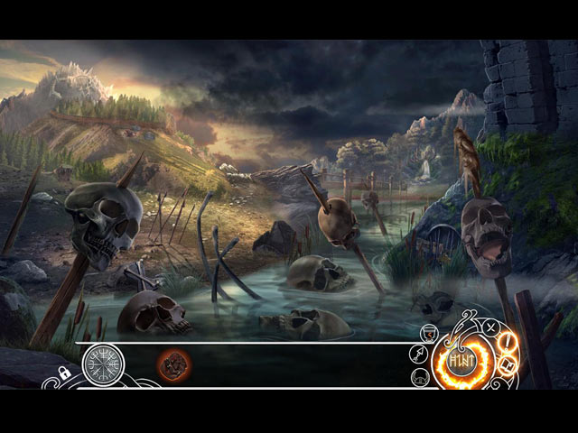 Saga of the Nine Worlds: The Hunt Collector's Edition Game screenshot 2