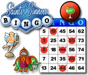 Saints and Sinners Bingo Game