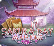 Free Sakura Day Mahjong Game