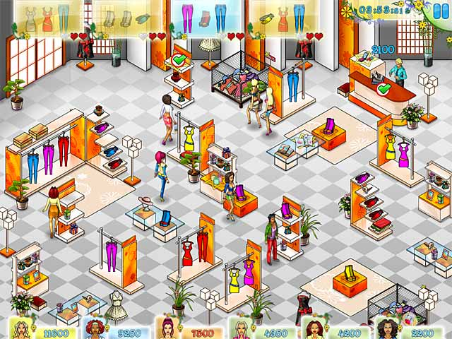 Sale Frenzy Game screenshot 3