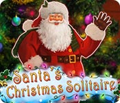 Free Santa's Christmas Solitaire Game