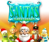 Free Santa's Super Friends Game
