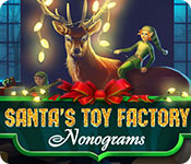 Free Santa's Toy Factory: Nonograms Game