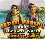 Free Sarah Maribu and the Lost World Strategy Guide Game
