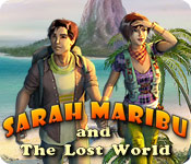 Free Sarah Maribu and the Lost World Game