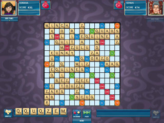 SCRABBLE PLUS Game screenshot 1