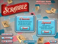 Scrabble Game screenshot 1