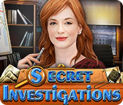 Free Secret Investigations Game