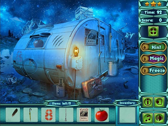 Secret Investigations Game screenshot 1